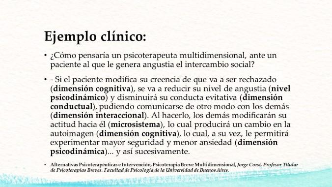 Psicoterapia Breve Integrada16